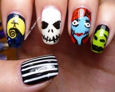 Fall Nail Art | Fabulous Fall Nail Art photo hannabeth's photos - Buzznet