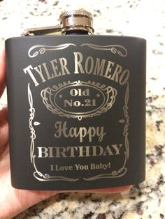 Ordered it for my boyfriends 21st Birthday! :)
