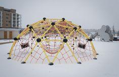 детские площадки_ копенгаген - Сообщество архитекторов