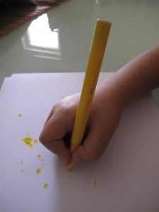 Creative And Confident Kids Tutoring, Melbourne West: Teaching your child functional pencil grip