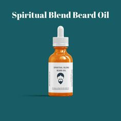 Grounding Spiritual Blend Beard Oil created with natural ingredients to keep your beard and skin soft and supple. Bottle is 1 ounce (30 ml) with a dropper so you always use the right amount. Simply massage 4-5 drops onto skin under the beard and smooth over hair as needed. Ingredients include grapeseed oil, cedarwood, lavender, frankincense and myrrh essential oils, vitamin E oil Wellness Fitness, Wellness Tips, Health And Wellness, Patchouli Essential Oil, Essential Oils, Natural Beard Oil, Simply Massage, Wellness Activities, Diffuser Blends