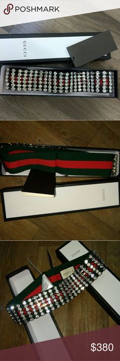 Gucci headband Used a few times , intact as always . One size fit all Accessories Hair Accessories