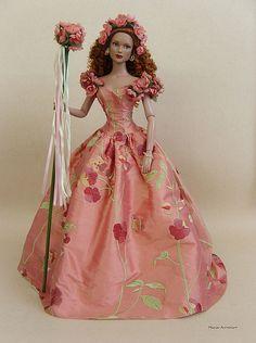 Wizard of Oz: Basic Glinda Op Ed wearing Poppy Promenade LE500 | by Dollsandtoys