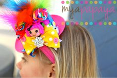 i might just have to make one for the LaLaLoopsy party