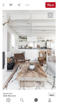 my scandinavian home - Living room and Decorating