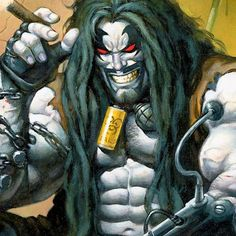 Hyper-violent 'Lobo' to join DC movie universe