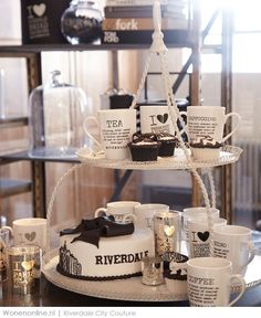 Riverdale Joy of Living > Collectie > Uptown Chic