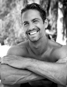 What a smile... Paul Walker