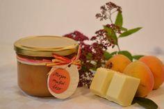 *Morgenmuffellöser* - Aprikose + weiße Schokolade von Marmeladentraum-HH auf DaWanda.com