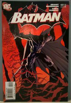 Batman No.655 First Appearance of Damien Wayne. DC Comics.