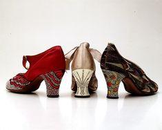 1920s Women's Shoes    swingdanceshoes.wordpress.com