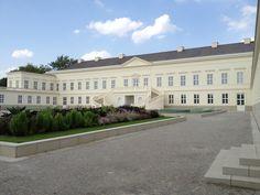Schloss Herrenhausen in Hannover, Niedersachsen