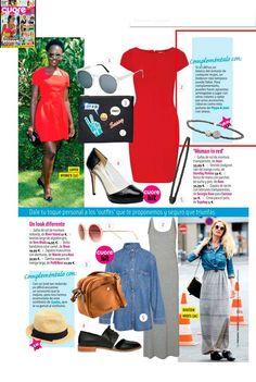 Aparición de Pippa&Jean en la revista CUORE.#moda #modamujer #prensa #joyas #bisuteria #pippajeans #pippaandjeans #revista #periodico #tv