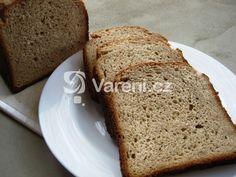 Výborný kmínový chleba s acidofilním mlékem. Recept pro domácí pekárnu. Kefir, Banana Bread, Toast, Food And Drink, Desserts, Tailgate Desserts, Deserts, Postres, Dessert