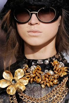 Marni Necklaces Fall 2009 RTW Collection  http://www.style.com/fashionshows/