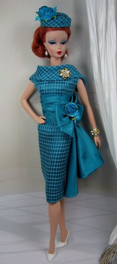 Myrtille for Silkstone Barbie and Victoire Roux by MatisseFashions