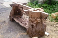 Table Bases, Wood Working, Firewood, Carving, Texture, Crafts, Kitchen, Rustic Wood, Wood Creations