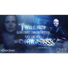 How do you save a savior? #DarkSwan [Padgram @onceabcofficial]