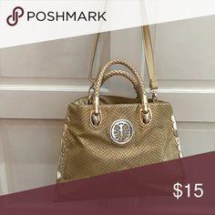 Gold Fashion Handbag Gold Fashion Handbag Bags