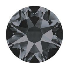 Crystal Silver Night Size – SS20 Swarovski 2088 Xirius Flatback Rhinestones  (1 ed69939d6049