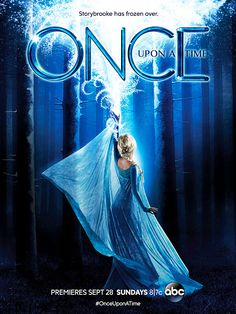 Storybrooke gets 'Frozen' over in new 'Once Upon a Time' poster | Inside TV | EW.com