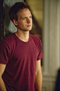 Patrick J. Adams - I always call him Patrick J., never just Patrick, idkw Serie Suits, Suits Tv Series, Suits Tv Shows, Harvey Donna, Mike Ross Suits, Patrick J Adams, Donna Paulsen, Suits Usa, Gabriel Macht
