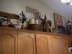 Primitive Kitchen | Primitive/Country Kitchen   Kitchen Designs   Decorating  Ideas   HGTV .