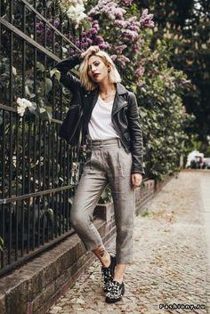 Masha Sedgwick: стильная провокация