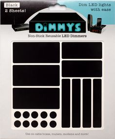 Black DiMMYS™