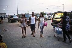 NIGERIA | Nigerian consumers / consommateurs nigérians