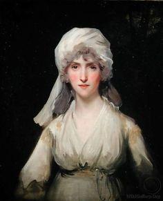 Portrait of a Lady wearing a Turban by John Hoppner, 1790