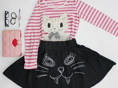 Kitty fashion <3