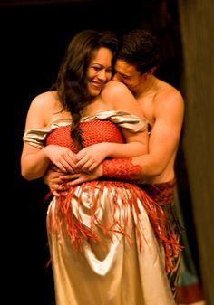 Troilus and Cressida   Ngakau Toa, Auckland  Performed in Maori    (C) Simon Annand