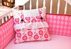 Pinafore Pillow Jacket | Sew4Home
