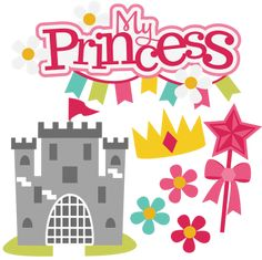 Princess/Prince - Miss Kate Cuttables   Product Categories Scrapbooking SVG Files, Digital Scrapbooking, Cute Clipart, Daily SVG Freebies, Clip Art