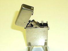 H.W. (FRITZ HOFMANN) IMPERATOR SEMI-AUTOMATIC LIGHTER - 1912 - MADE IN GERMANY Sammeln & Seltenes:Tabak, Feuerzeuge & Pfeifen:Feuerzeuge:Alt (vor 1970)
