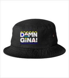 damn gina Bucket Hat