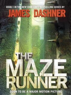 The Maze Runner Read the first book in the #1 New York Times bestselling Maze Runner series, perfect for fans of The Hunger Games and Divergent. The Maze Runner is now a major motion picture featuring the star of MTV's Teen Wolf, Dylan O'Brien