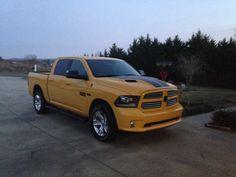 Ryan's new 2016 Ram Sport truck!
