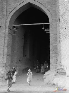 Al-NAJAF ALASHRAF, in IRAQ .. old city
