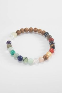 Pin Now, Shop Later! The Chakra Rising Mala Bracelet. With rudraksha, onyx, smoky quartz, garnet, mookaite, tigers eye, carnelian, citrine, picture jasper, morganite, rose quartz, amazonite, phrenite, sodalite, angelite, turquoise, fluorite, labradorite, amethyst, white jade, rock crystal and 925 sterling silver. Mala Kamala Mala Beads - Malas, Mala Beads, Mala Bracelets, Yoga Jewelry, Sterling Silver Boho Jewelry, Silver Rings and Earrings, Meditation Yoga Jewelry Mala Necklaces, Boho…