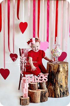 30 Cute Valentine's Day Children Photos
