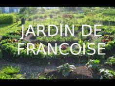 jardin de Maurice et Francoise 1 : compost-permaculture... (février)