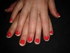 French with red!