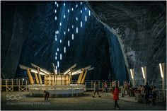 salt mine by florinrusu #architecture #building #architexture #city #buildings #skyscraper #urban #design #minimal #cities #town #street #art #arts #architecturelovers #abstract #photooftheday #amazing #picoftheday