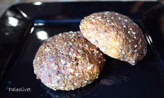 Paleo gulerodsboller.