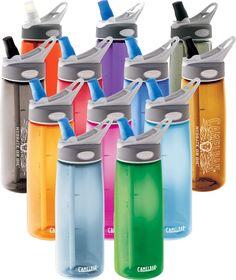 Camelbak water bottles; I love mine!