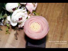 How to Pipe a Buttercream Peony!!! طريقة عمل ورود الكريمة للتزيين الحلويات - YouTube