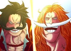 Roger and Newgate By Cartoon Fan, Cartoon Characters, Kaido Vs Luffy, Manga Anime, Sherlock Holmes Benedict, One Piece Wallpaper Iphone, One Piece World, Devian Art, 0ne Piece