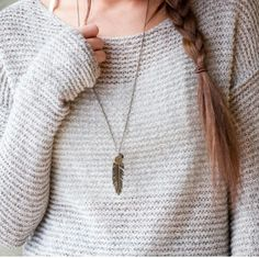 CASUAL fashion knitted sweater hollister